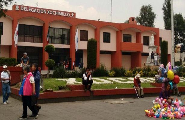 Reconstruyen red hidráulica afectada por sismo en Xochimilco