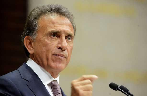 Gobernador de Veracruz se dice comprometido con la justicia