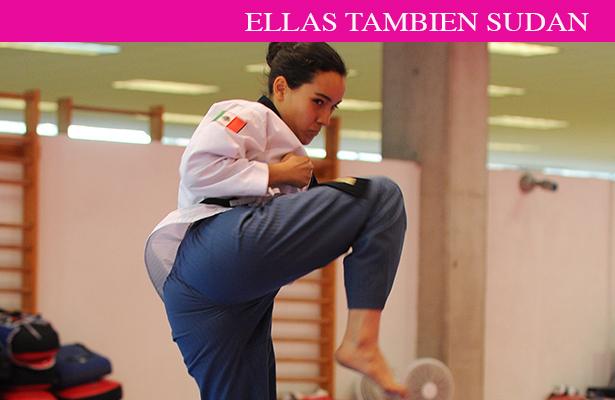 Paula Fregoso Arellano La Sangre Nueva Del Taekwondo En Formas