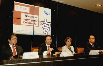 Lanzan campaña para detección temprana de cáncer de colon: INCan