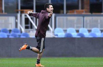 Hirving Lozano se emociona por su primer Mundial