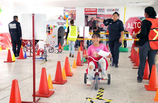 Ofrecen Ecatepec actividades gratuitas en vacaciones de Semana Santa