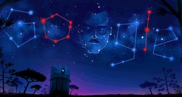 Google festeja al astrónomo mexicano Guillermo de Haro