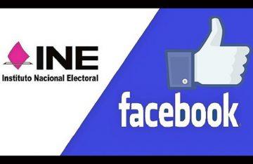 Acuerdo con Facebook no incluye los datos del padrón electoral: INE