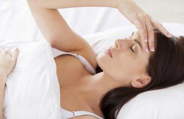 Los sismos pueden provocar trastornos del sueño