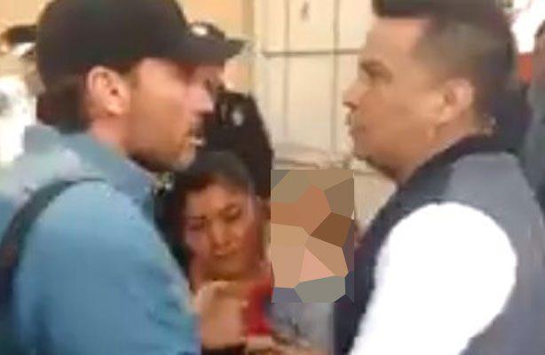 VIDEO Le niegan a Julián Gil a su ¡propio hijo!