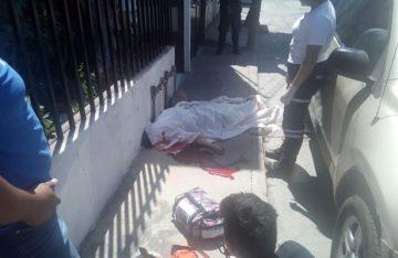Asesinan a la asistente de candidata a Edil por el municipio de Venustiano Carranza