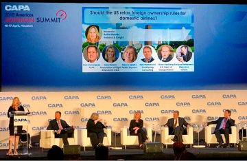 CEO de Volaris, Enrique Beltranena, participa en CAPA Aviation Summit