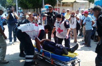 Asesinan a chocador de transporte público, en Acapulco
