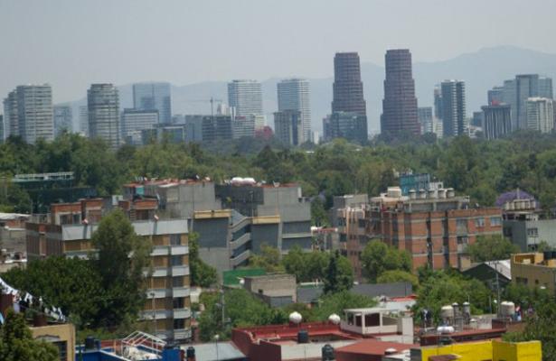Valle de México registrará ambiente caluroso y nublados sin lluvia