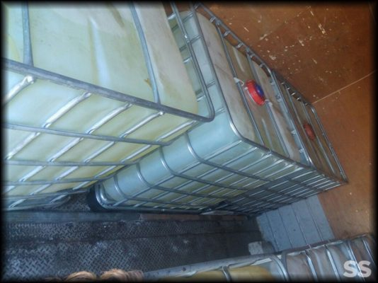 Recupera la Secretaría de Seguridad casi siete mil 800 litros de probable hidrocarburo