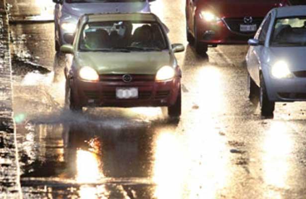 Prevén lluvias vespertinas en la capital
