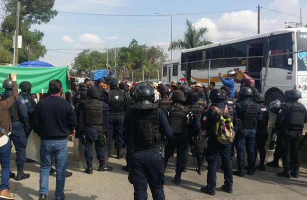 Ayuntamiento de Juchitán pide apoyo a la SSP y Fiscalía
