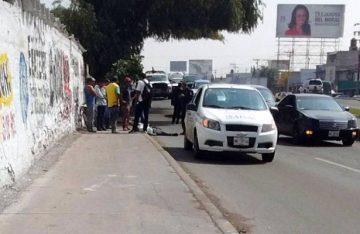 Lo aplasta pipa y muere en Ecatepec