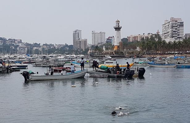 Astudillo Flores da seguimiento al rescate del Paseo del Pescador