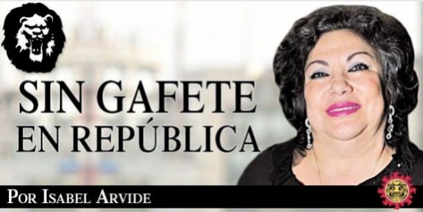 Sin Gafete / ¿No se le caerá la cara de vergüenza al gobernador Astudillo?