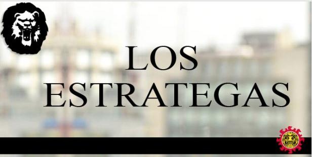 """Los Estrategas / La visión cuadrada del """"círculo rojo"""""""