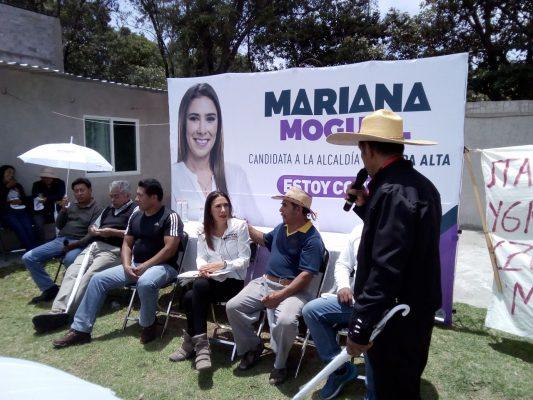 Regularizar asentamientos irregulares en Milpa Alta: M. Moguel