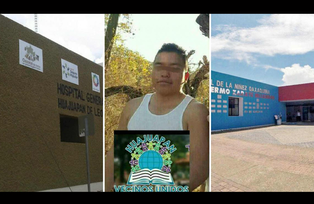 Emprenden ciudadanos campaña para localizar a presunto violador de niña en Oaxaca