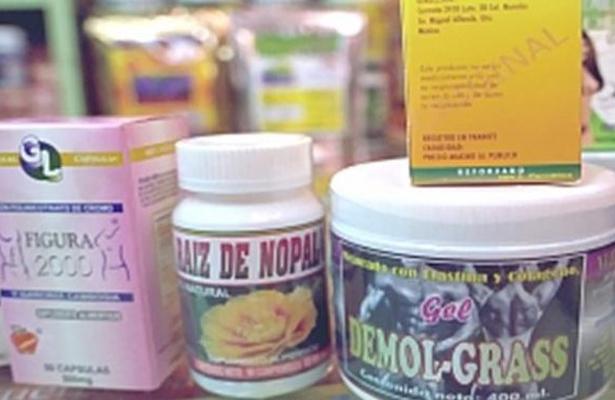"""Decomisan 4.5 millones de productos """"milagro"""" en el país"""