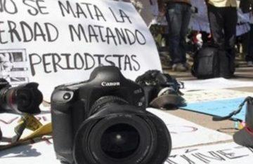 Periodistas asesinados en México durante 2018