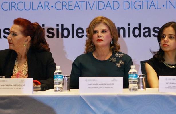 Inaugura AMEXME el XVI Congreso Nacional de Mujeres Empresarias