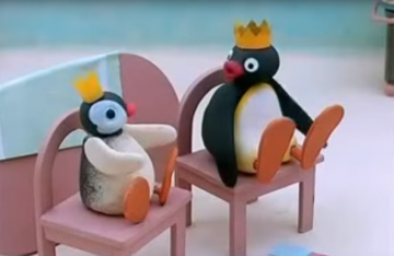 Fallece Tony Wolf, creador de Pingu
