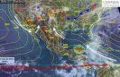 Onda de calor disminuirá potencial de lluvias gran parte del país