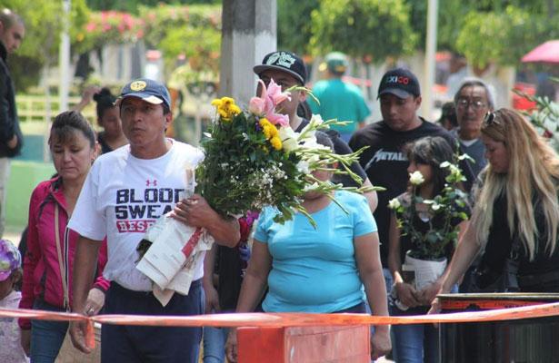 Aplicarán operativo en panteones de Iztapalapa por 10 de mayo
