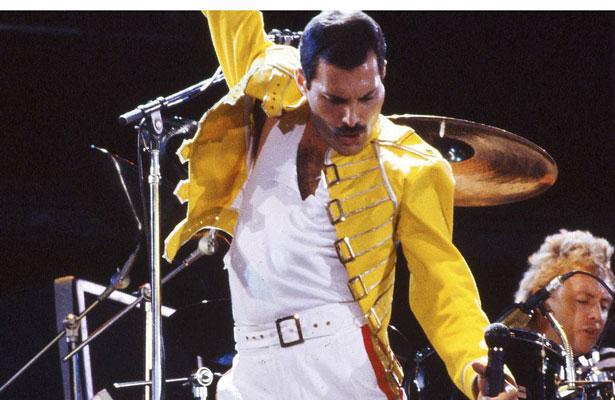 Video Sale a la luz el tráiler de la película de Freddie Mercury