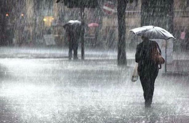 Lanza Protección Civil alerta amarilla por lluvias en 11 delegaciones