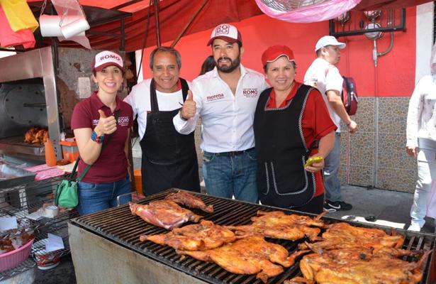 Regresará convivencia social a la Miguel Hidalgo: Romo