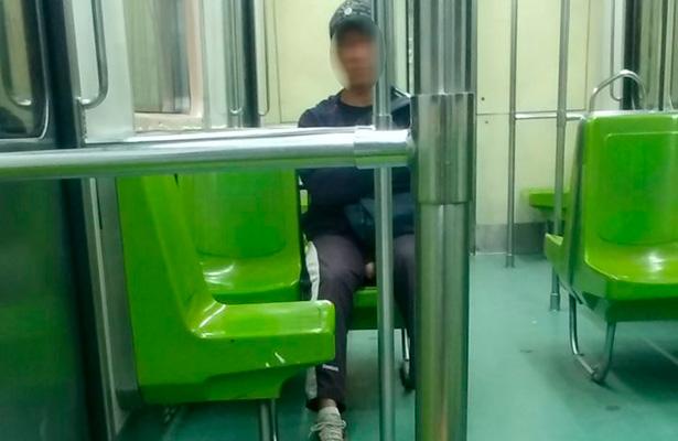 Vox Populi. Exhibicionistas en el metro