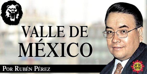 Valle de México / Destituidos por rajones