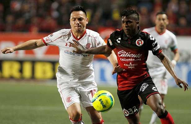 Xolos se impone a  Toluca con marcador de 2-1