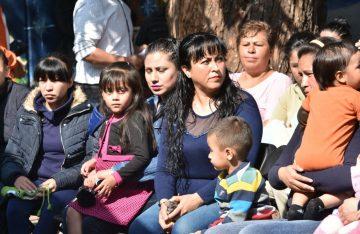 Oficia misa el cardenal Carlos Aguilar Retes en el penal de Santa Martha Acatitla