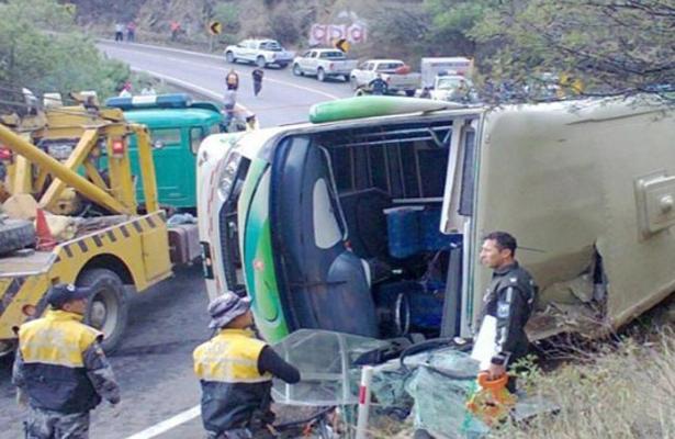Aparatoso accidente deja nueve muertos en Brasil