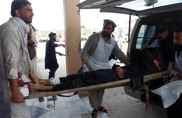 Ataque contra centro de votantes afganos deja 14 muertos
