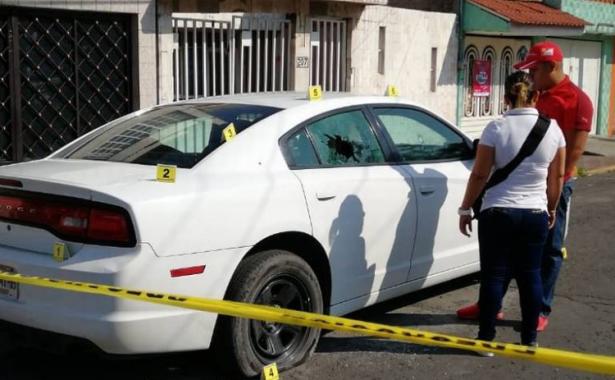 Atacan a mando de la Policía Ministerial de Naucalpan [VIDEO]