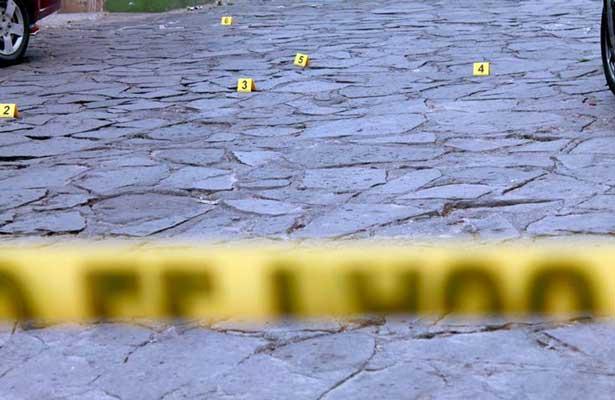 """Matan a dos mientras conmemoraban """"La batalla de Puebla"""""""