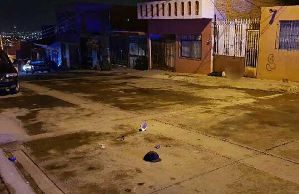 Noche de miedo en fraccionamiento de Tamaulipas