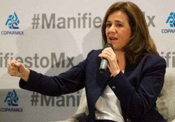 Renuncia Margarita Zavala a la candidatura presidencial independiente