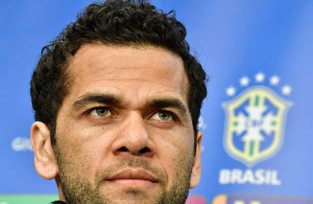 Dani Alves confía en Brasil