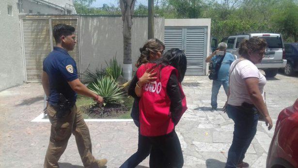Damitas asaltan joyería en Tampico