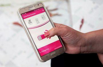 Ecatepec auxilia a la mujeres mediante app