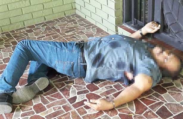 Asesinan a exjudicial de Reynosa, Tamaulipas