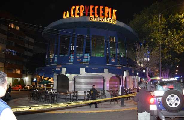 """""""El Pechugas de Texcoco"""", autor intelectual de balacera en Cervecería Del Barrio"""
