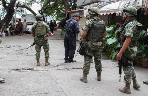 Celebran tres amparos contra la Ley de Seguridad Interior