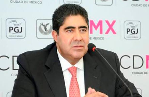 Procurador Edmundo Garrido no le finca responsabilidad penal a Fiscal de Coyoacan