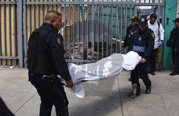 Muere aplastado en Coyoacán
